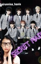 Secret Maid [BTS imagine] by khairunnisa_hanis