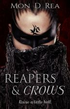 Reapers & Crows  by phenomenalpen