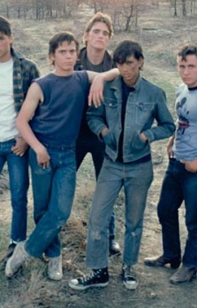 greaser girl the outsiders fanfic introducing the gang wattpad