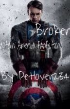 Broken (Captain America FanFiction) by petlover234