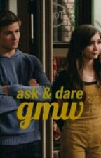"Ask & Dare ""Girl Meets World"" by minkusfarkle"