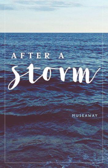 after a storm (destiel)