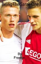 Being the same one? with Viktor Fischer and Joël Veltman (VOLTOOID) by freetje_