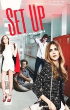 Set up - The only way out {German} by Rosecotton