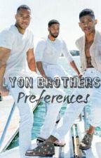 Lyon Brothers Preferences by Day_Nicole