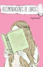 Recomendaciones de Libros by obviouszayn