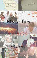 Make  This  Chaos Count      [Bellarke] by Dimea_Durless