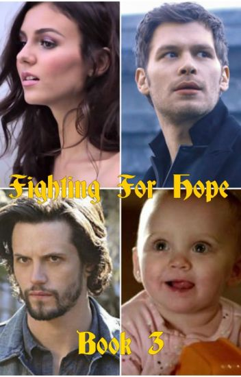 Fighting For Hope (The Hybrid and The Wolf - Book 3)