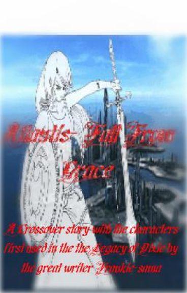 Dixie Crossover: Atlantis- Fall From Grace [HIATUS]