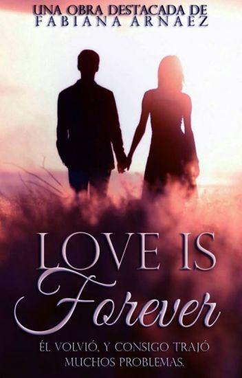 «Love is forever» [TRILOGÍA BABY, LIBRO 1] #PremiosECW2k17