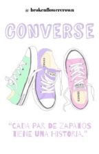 Converse || Pausada by -jetblackdiva