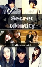 Secret Identity (ON-HOLD) by thatkoreangirl