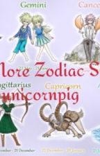 More Zodiac Signs by unicornpig