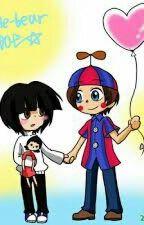 Puppet Y Ballon Boy *-* [PAUSADA] by Gumi-The-Killer