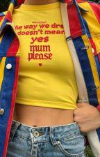 mum, please  [muke] by skamichaeI