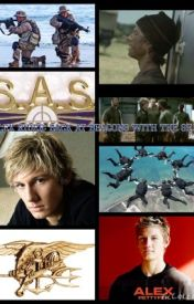 Alex Rider: Back in Beacons with the SEALS by Rider_007