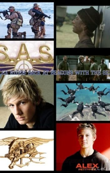 Alex Rider: Back in Beacons with the SEALS