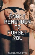Can't remember to forget you  |l.s| (Larry AU!Fem) by FujoshiLarryShipper