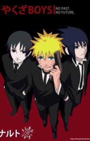 Ino le tiene tantas ganas a sasuke que lo ha secuestrado