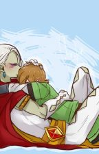 A Strange Change| Ghirahim x Link Fanfiction by marcythenerd