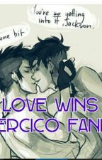 Love Wins (PERCICO FANFIC) by percabethforever4