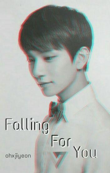 Falling For You (A Seventeen Joshua fanfic)