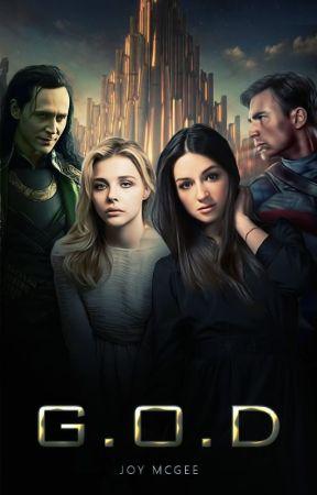 GOD • Avengers (Kate2) by JoyMcGee