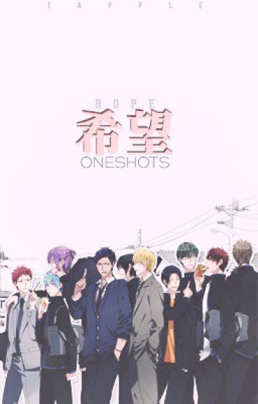 希望 One Shots Request [ kuroko no basket X reader ]