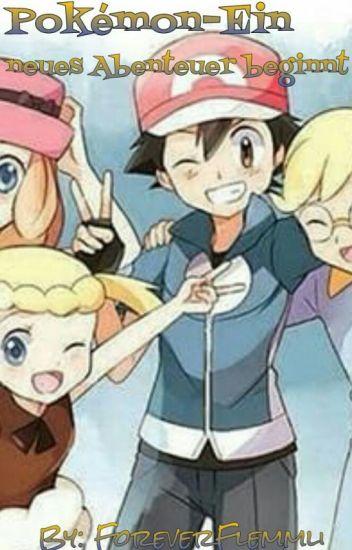 Pokémon - Ein neues Abenteuer beginnt
