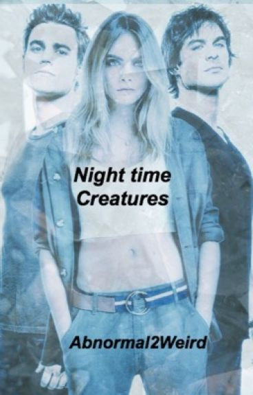Night Time Creatures [Klaus Mikaelson]