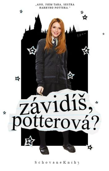Závidíš, Potterová? [Fred Weasley; Harry Potter]