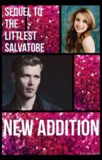 New addition ( sequel to the littelest Salvatore ) by issabellaariemens