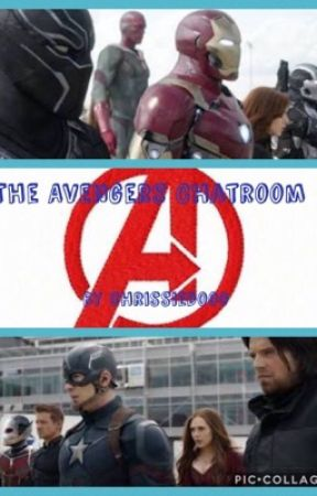 The Avengers Chatroom by chrissiedooo