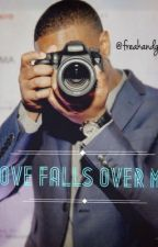 Love Falls Over Me • Michael B. Jordan by FreakAndGeek_