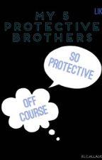 My 5 protective brothers by FFIIOONNAAA