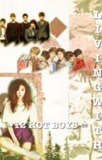 Living With 12 HOT Boys O.O by Leeheerin_12