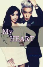 My HEART by purplemilkk