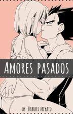 Amores Pasados [Vegeta y Tu] #PDBZ by Haruki-Miyato