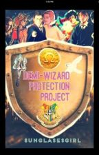 Demiwizard Protection Program (Percy Jackson/Harry Potter Crossover) by sunglasesgirl