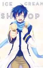 Ice Cream Shop (Kaito x Reader) by charrett