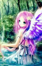 Un ange pas comme les autres by halloylea