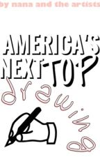 America's Next Top Drawing by allixe