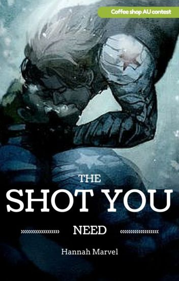 The Shot You Need (Stucky fanfic, #coffeeshopau, #fanficfriday)