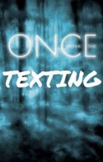 OUAT texting