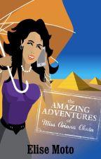 The Amazing Adventures of Miss Ariana Okata by EliseMoto