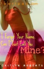 I Forgot Your Name. Can I Just Call You Mine? by iRockRobinsSocks