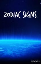 Zodiac Signs by Sodapoplvr