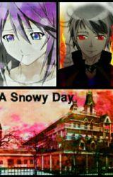 A Snowy Day by -Nedak-