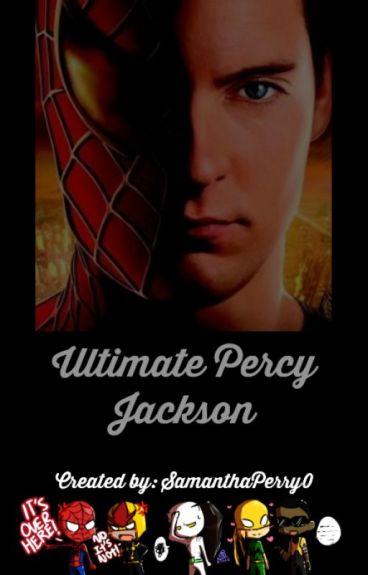 Ultimate Percy Jackson (No Greek Mythology)