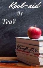 Kool aid or Tea? (ManXMan) by Pennyroyal_tea